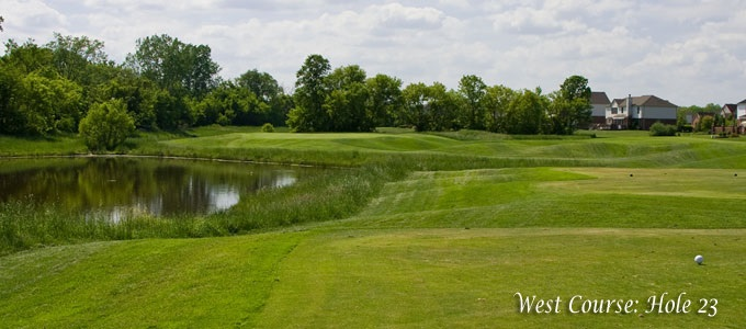 West Course: Hole 23