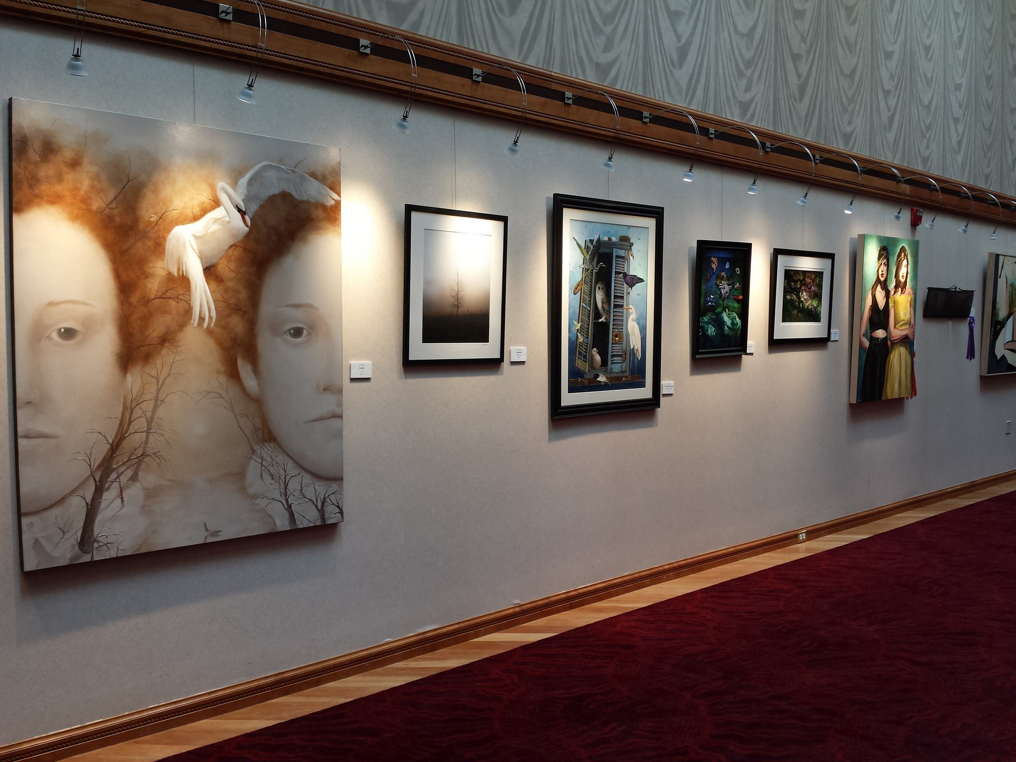 Canton Fine Arts Exhibition 1